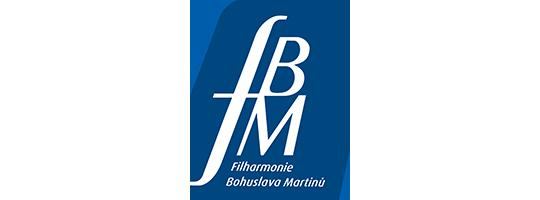 Logo of Filharmonie Bohuslava Martinu