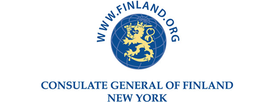 Logo of Consulate General of Finland New York