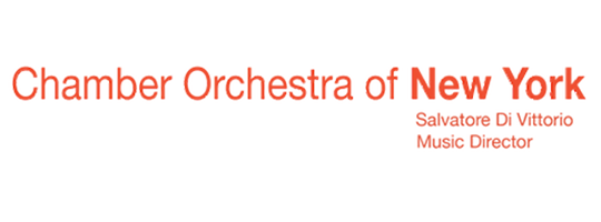 Logo of Chamber Orchestra of New York