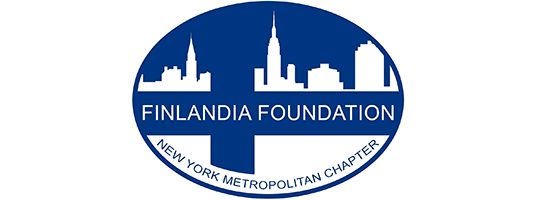 Logo of Finlandia Foundation NY Chapter
