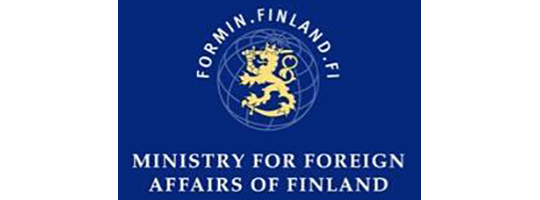Logo of Ministry for Foreign Affairs of Finland