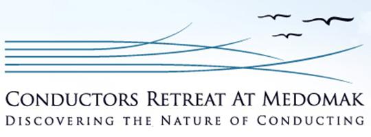 Logo of Conductors Retreat at Medomak
